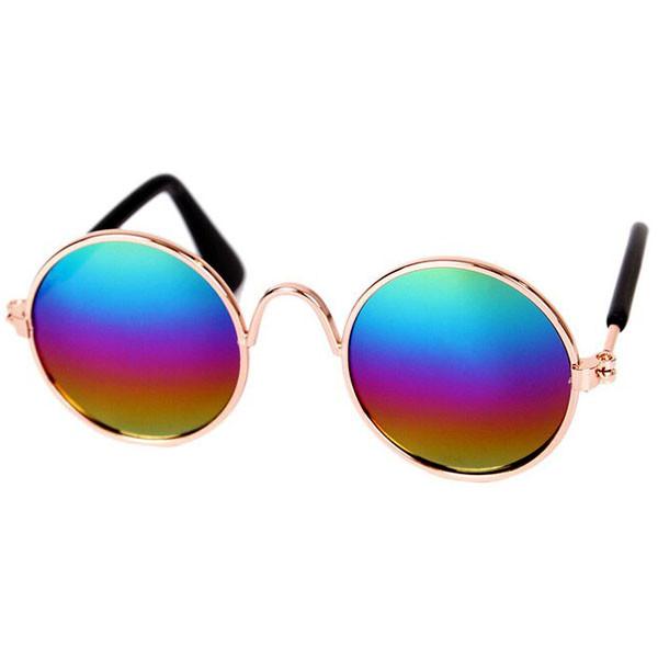 عینک آفتابی سگ و گربه کد AK200 سایز M