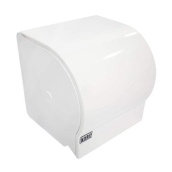 پایه رول دستمال کاغذی کاریز مدل دلسا