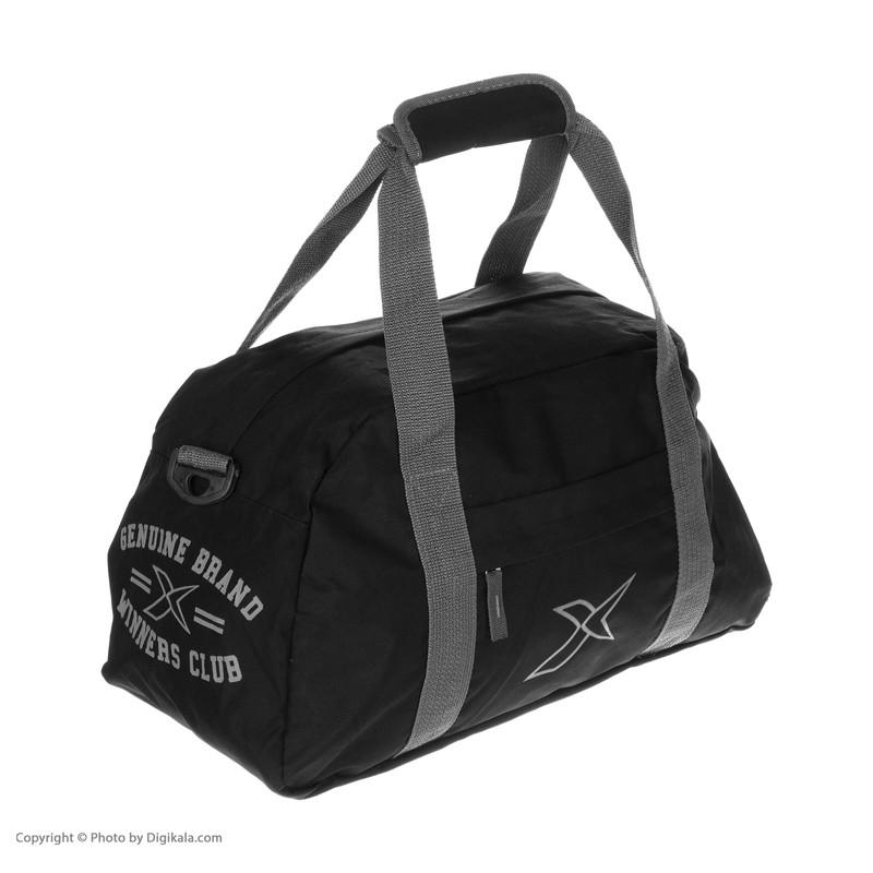 ساک ورزشی کینتیکس مدل 100226837 BLACK