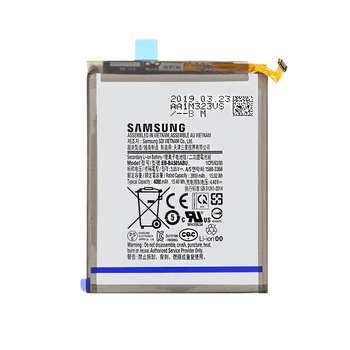 باتری موبایل مدل EB-BA505ABU ظرفیت 4000 میلی آمپر ساعت مناسب برای گوشی موبایل سامسونگ Galaxy A20