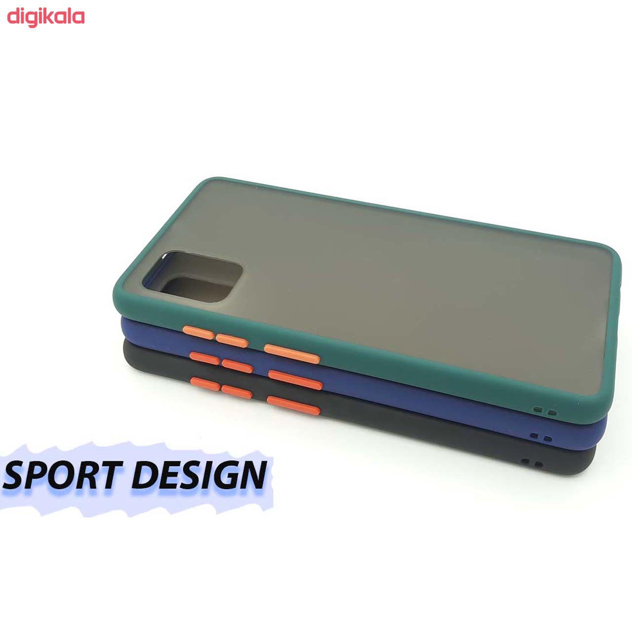 کاور کینگ پاور مدل M21 مناسب برای گوشی موبایل سامسونگ Galaxy A71