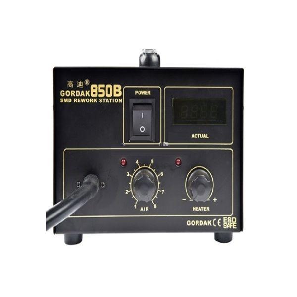 دستگاه هویه گرداک مدل 850B