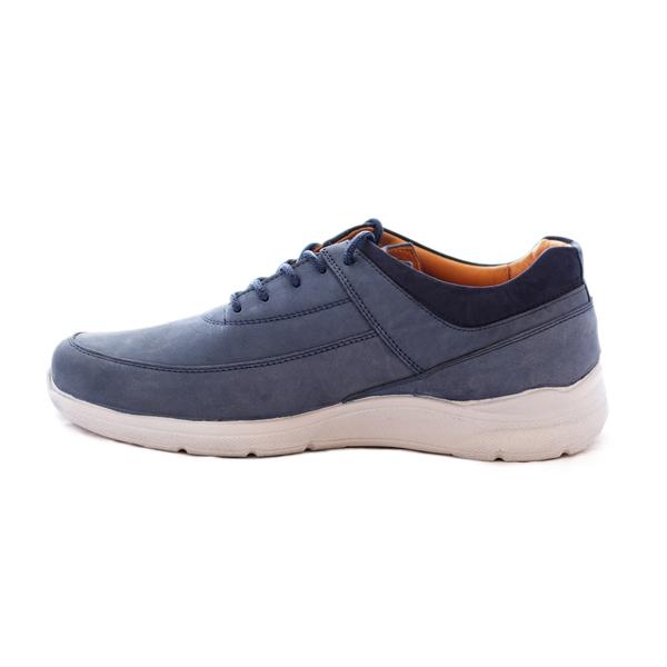 کفش روزمره مردانه مدل نیکل رنگ آبی