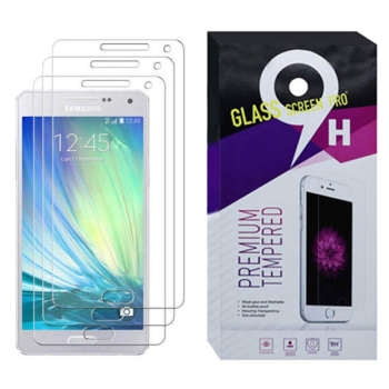 محافظ صفحه نمایش مدل GT625 مناسب برای گوشی موبایل سامسونگ Galaxy A5 2015 بسته سه عددی