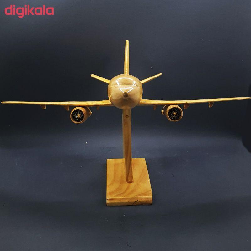 ماکت هواپیما طرح بویینگ 737 کد MHP003