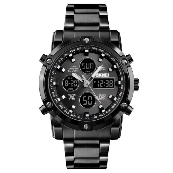 ساعت مچی عقربه ای مردانه اسکمی مدل 1389