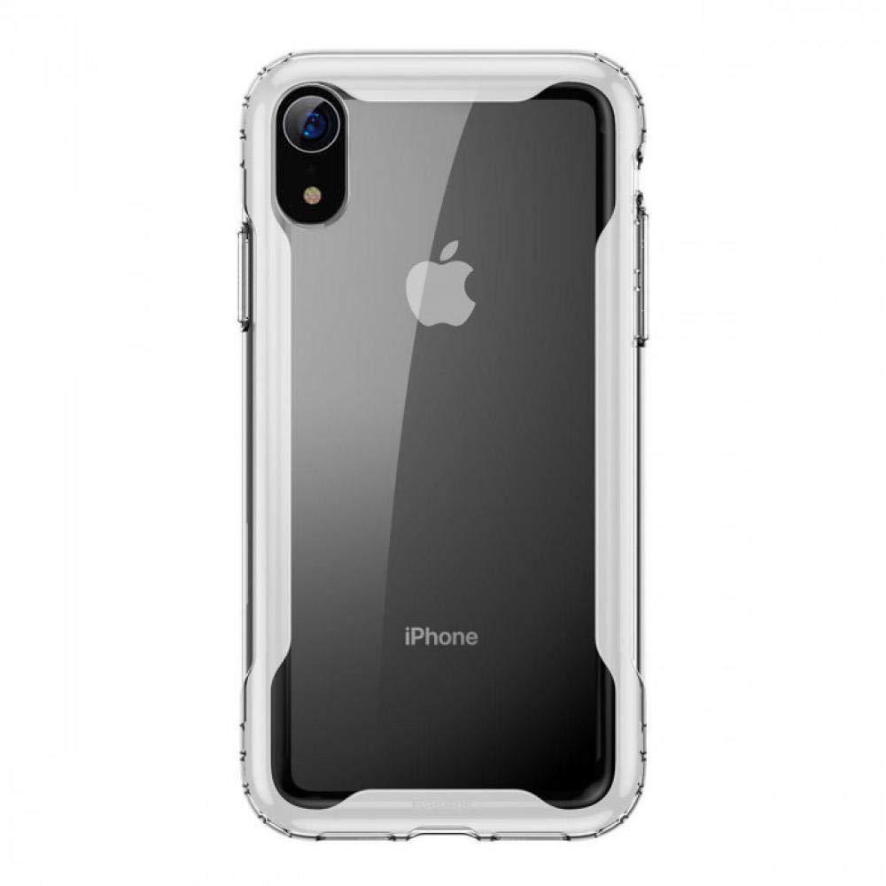کاور باسئوس مدل WIAPIPH61-YJ02 مناسب برای گوشی موبایل اپل iPhone XR