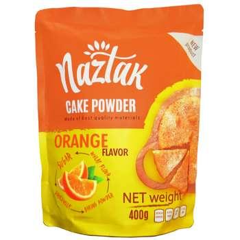 پودر کیک پرتقال نازتک - 400 گرم