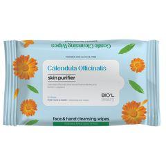 دستمال مرطوب بیول مدل Calendula بسته 10 عددی