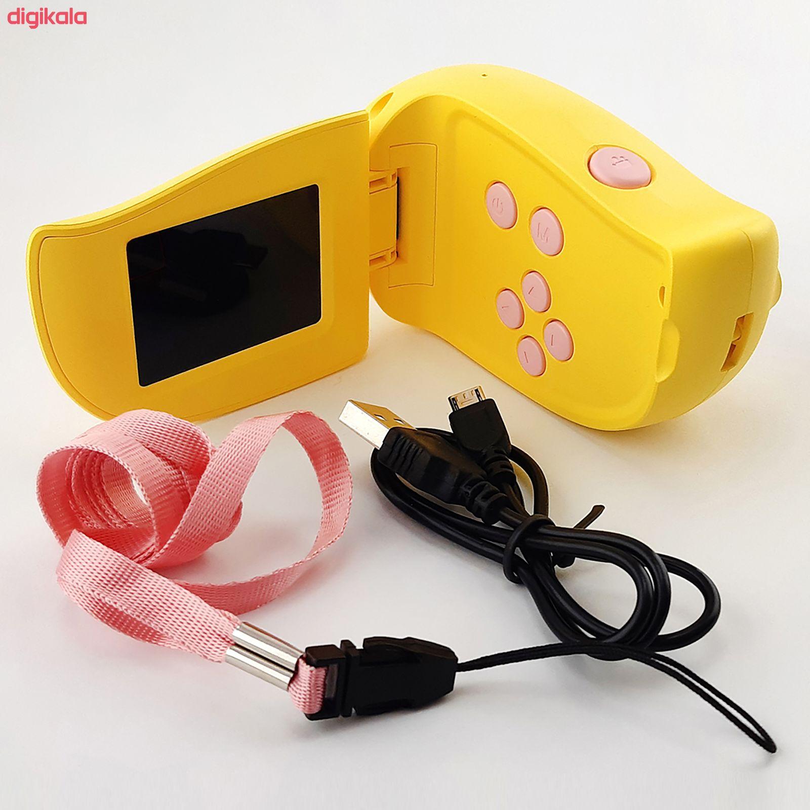 دوربین دیجیتال آکسون مدل AX6066 main 1 6