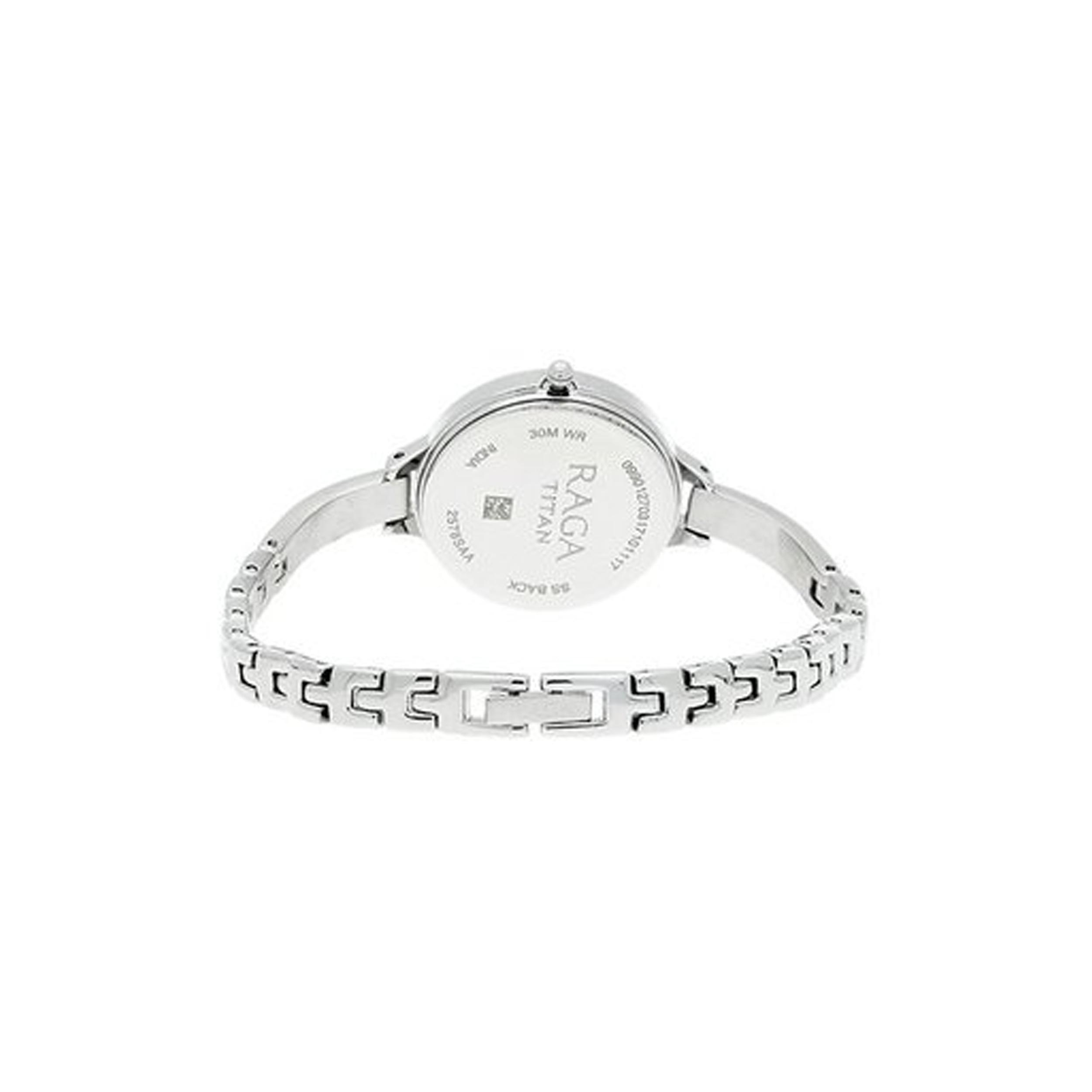 ساعت مچی عقربه ای زنانه تایتن مدل T2578SM01              ارزان