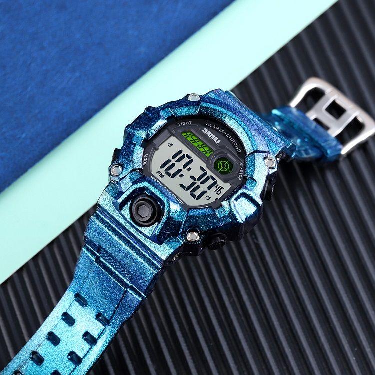 ساعت مچی دیجیتال بچگانه اسکمی مدل 1484AA -  - 2