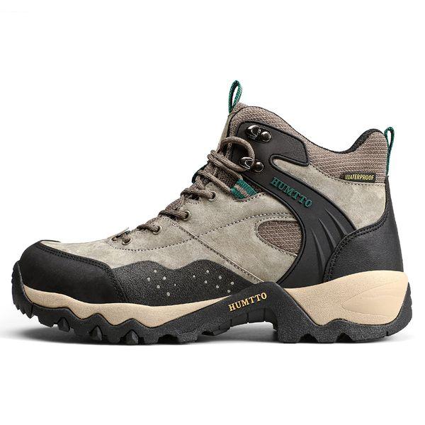 کفش کوهنوردی مردانه هامتو مدل 2-210337A