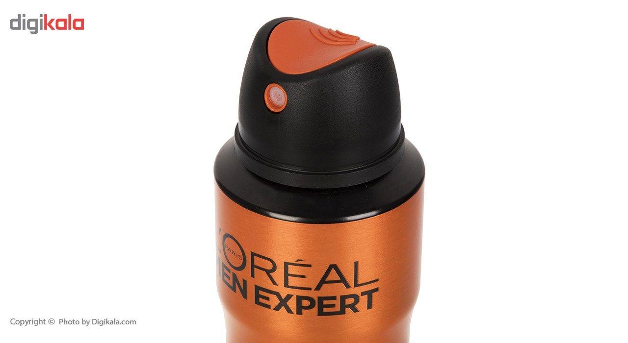 اسپری ضد تعریق لورآل سری Men Expert مدل Thermic Resist حجم 150 میلی لیتر main 1 2