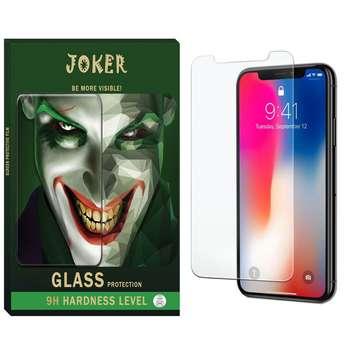 محافظ صفحه نمایش جوکر مدل ZD-01 مناسب برای گوشی موبایل اپل Iphone X/Xs