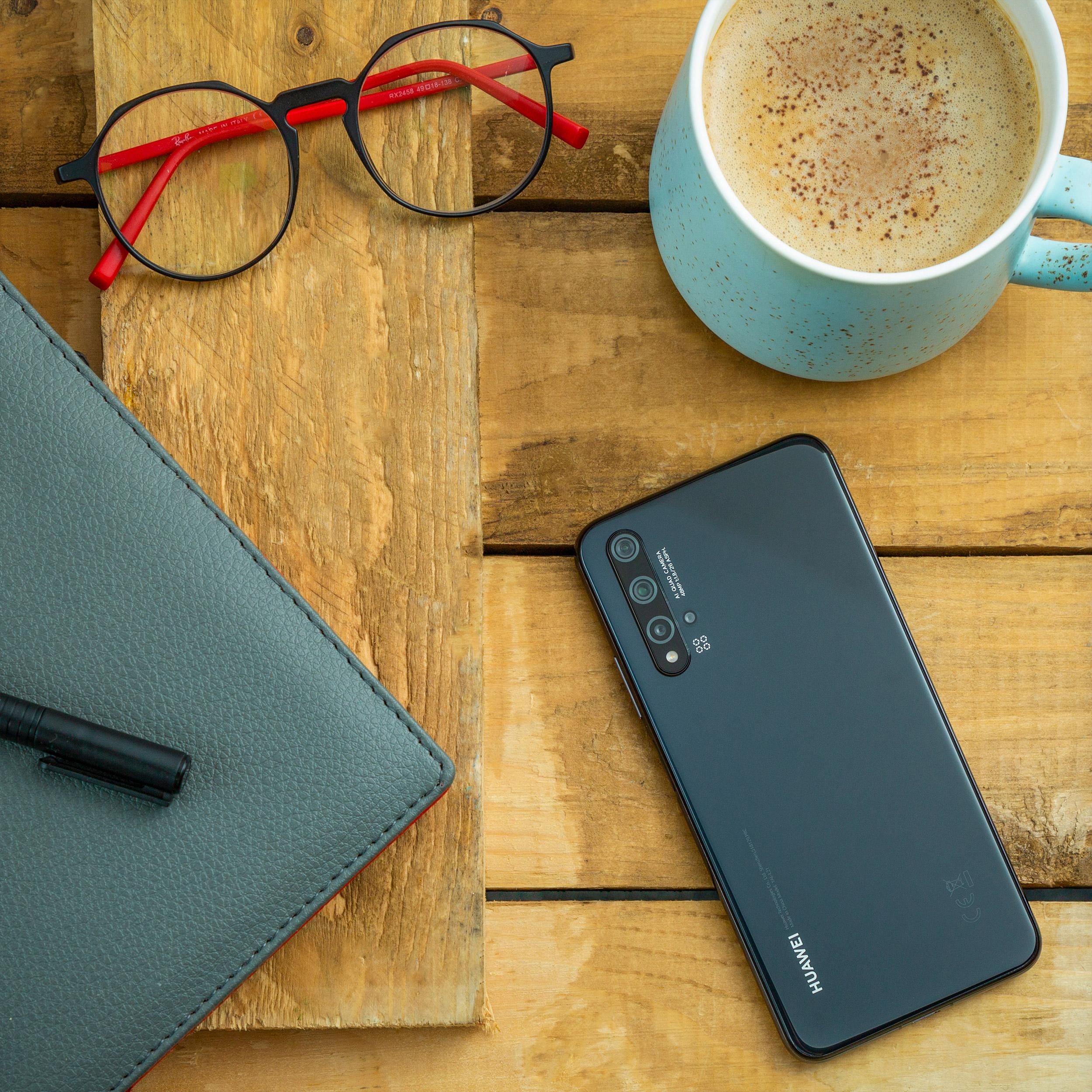 گوشی موبایل هوآوی مدل Nova 5T YAL-L21 دو سیم کارت ظرفیت 128 گیگابایت main 1 12