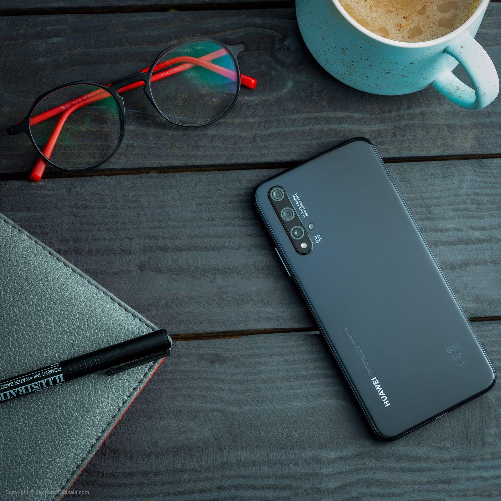 گوشی موبایل هوآوی مدل Nova 5T YAL-L21 دو سیم کارت ظرفیت 128 گیگابایت main 1 13