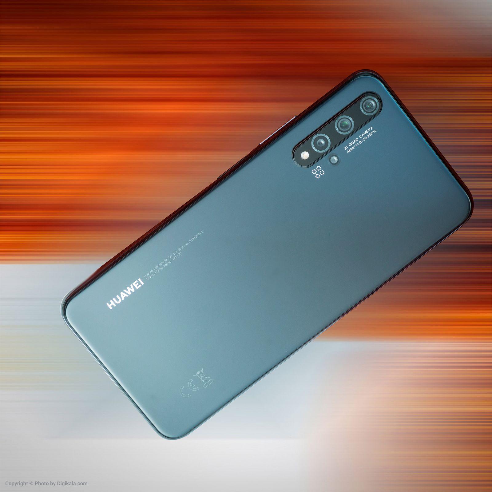 گوشی موبایل هوآوی مدل Nova 5T YAL-L21 دو سیم کارت ظرفیت 128 گیگابایت main 1 16