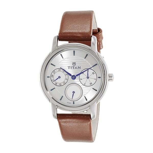 ساعت مچی عقربه ای مردانه تایتن مدل T2595SL01