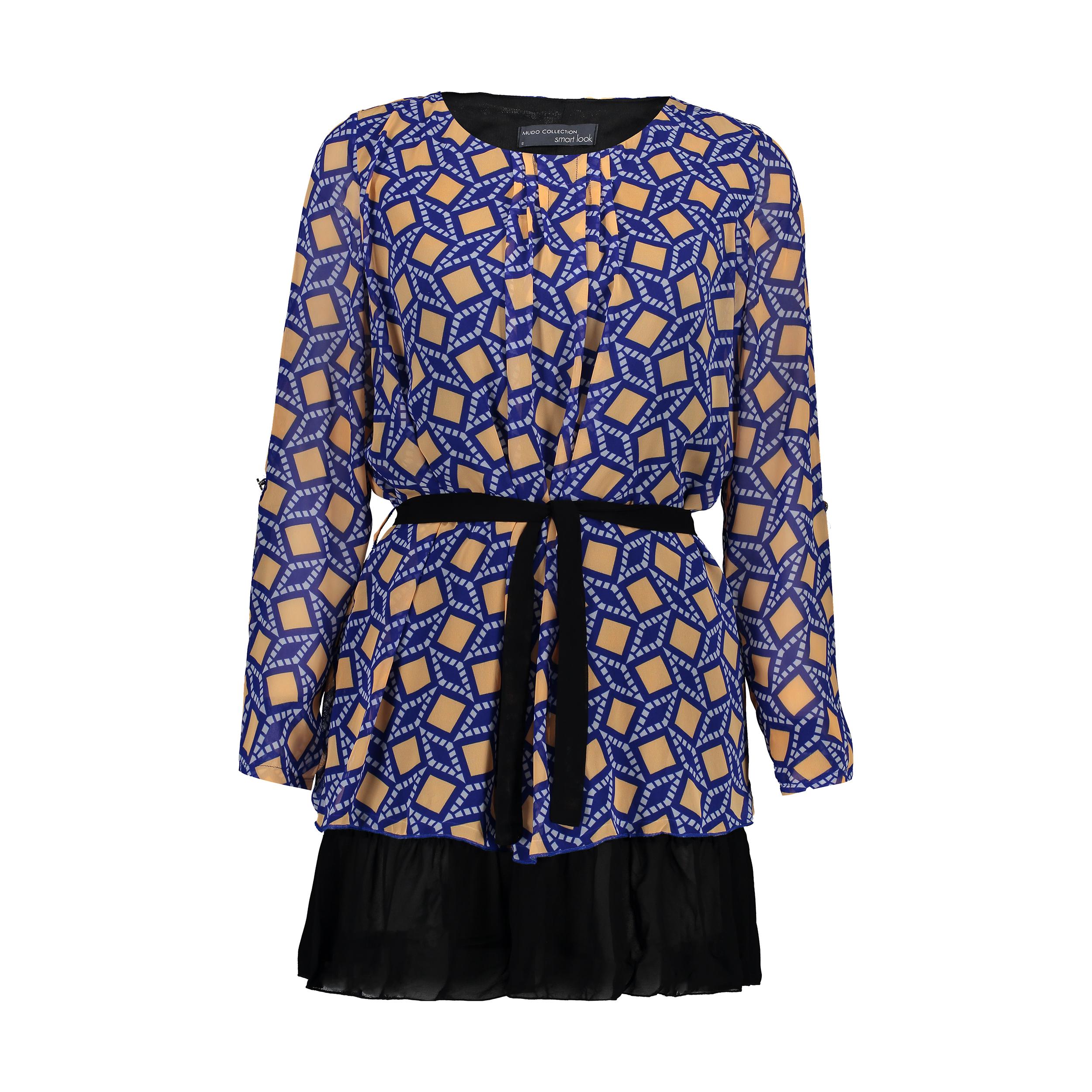 پیراهن زنانه مودو کالکشن کد 002