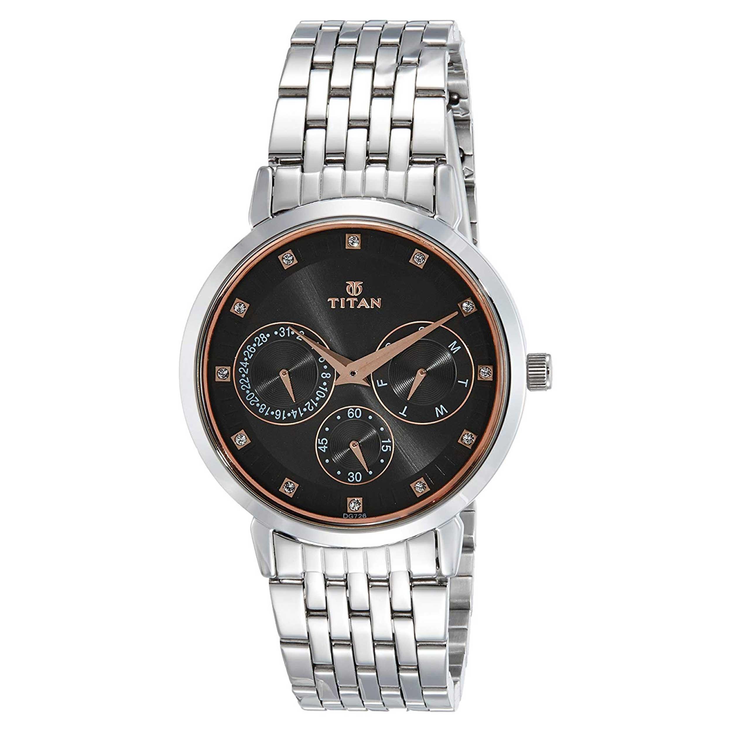 ساعت  زنانه تایتن مدل T2569SM04