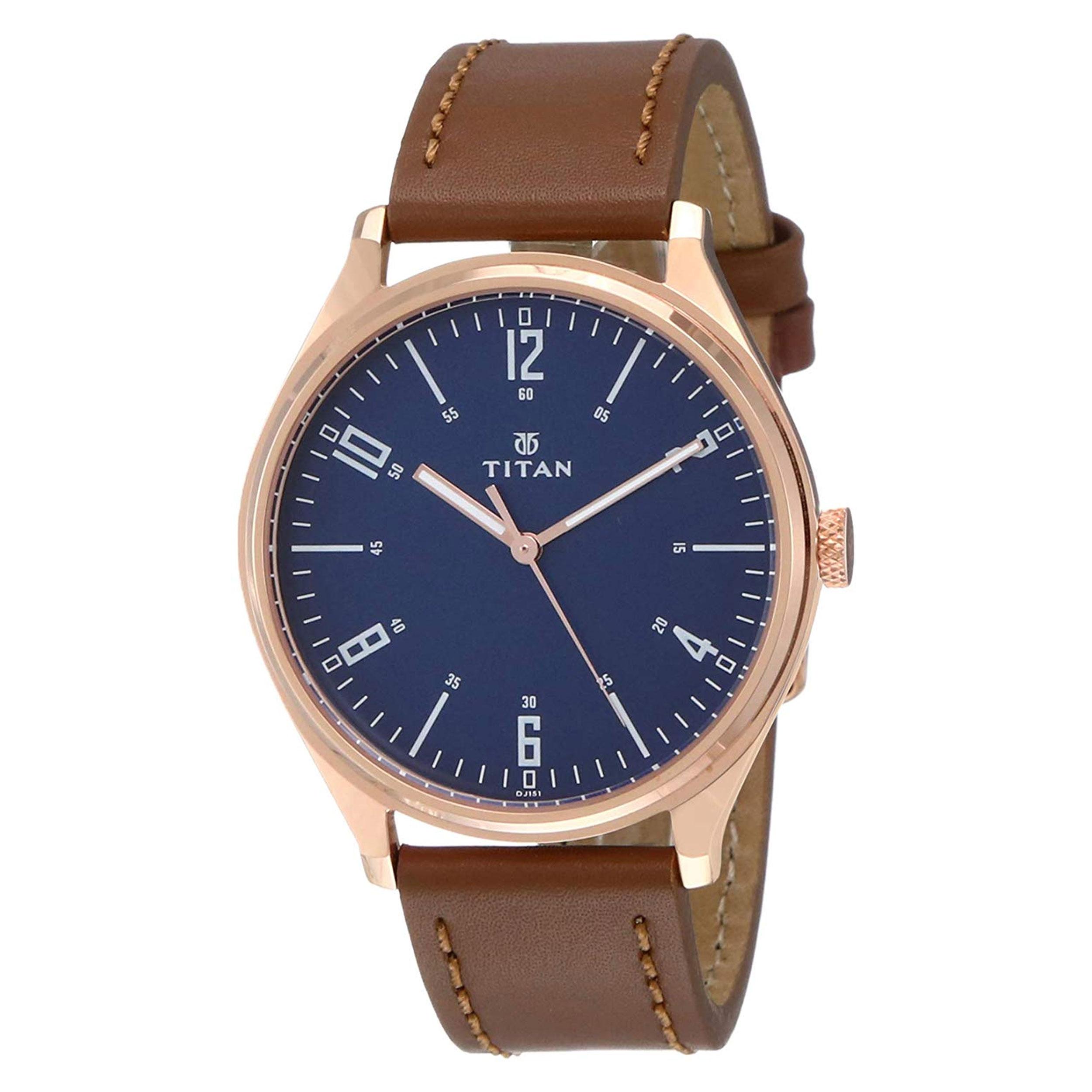 ساعت مچی  مردانه تایتن مدل T1802WL01              اصل