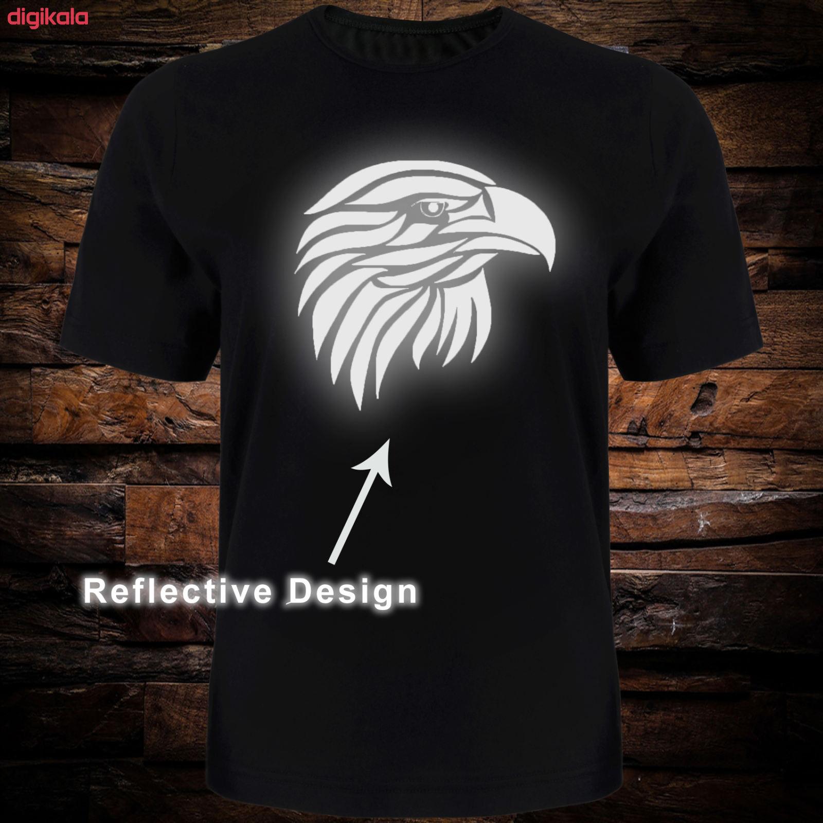 تی شرت آستین کوتاه مردانه طرح عقاب کد TR05 main 1 3
