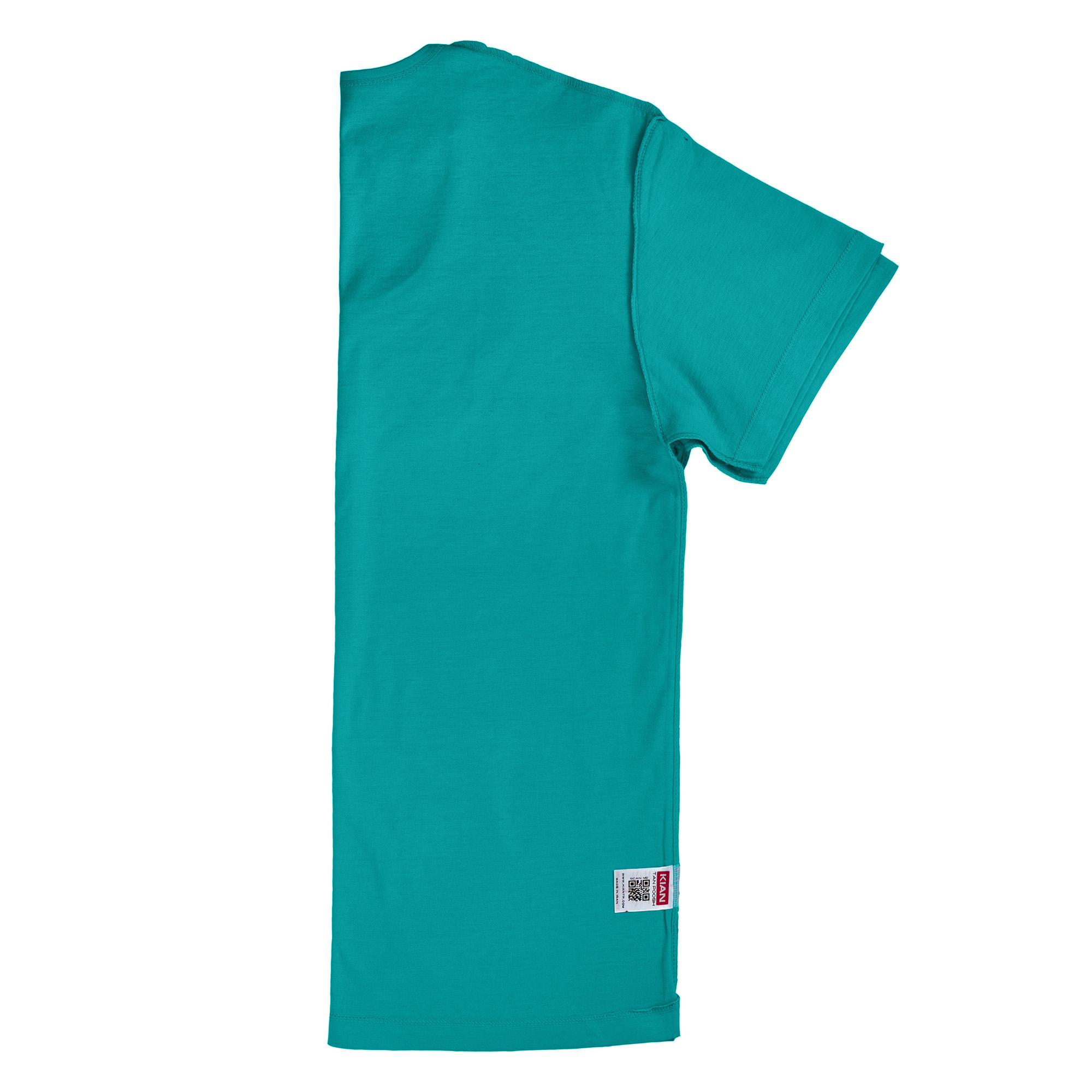 زیرپوش مردانه کیان تن پوش مدل U Neck Shirt Classic HG main 1 2