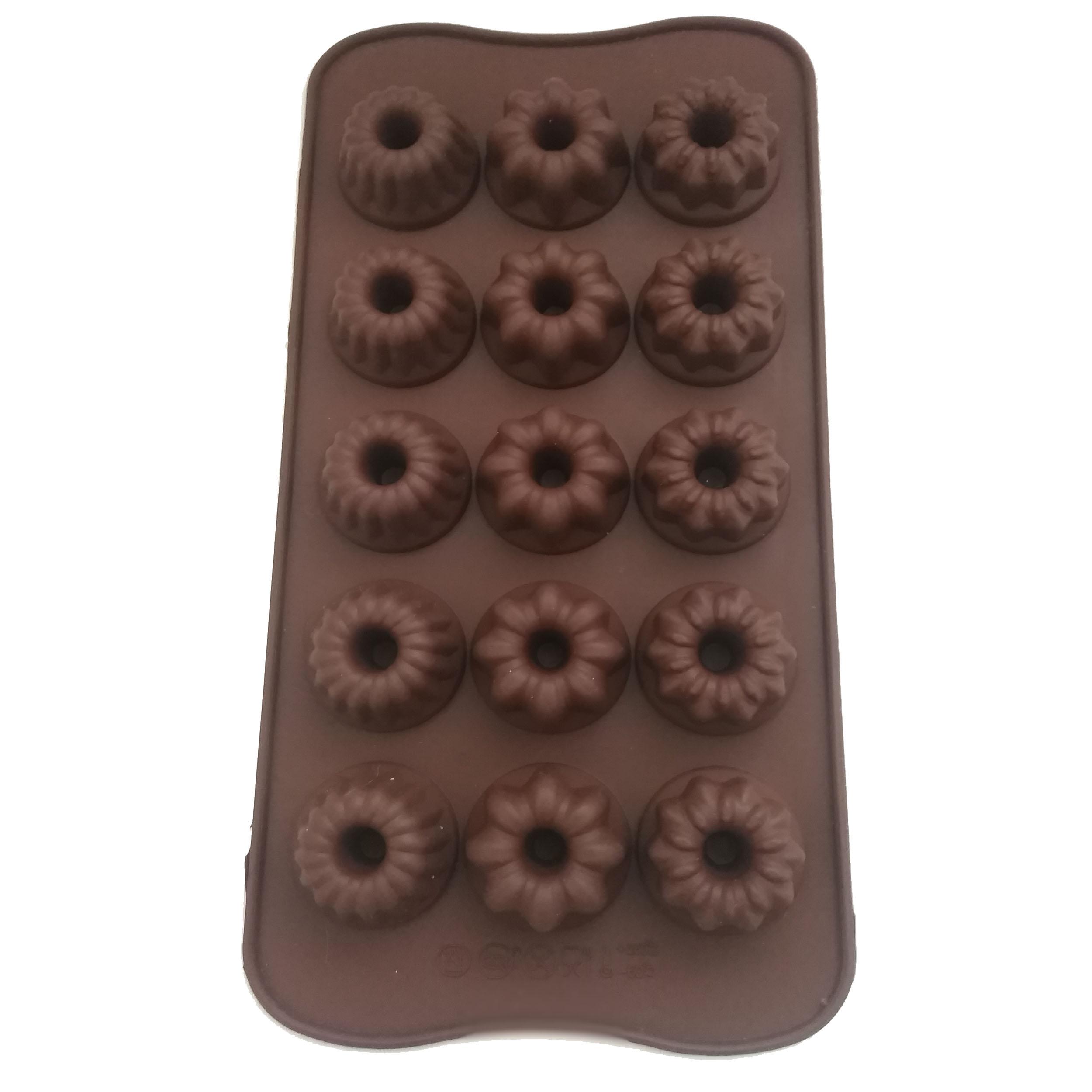 قالب شکلات طرح مافین کد 003