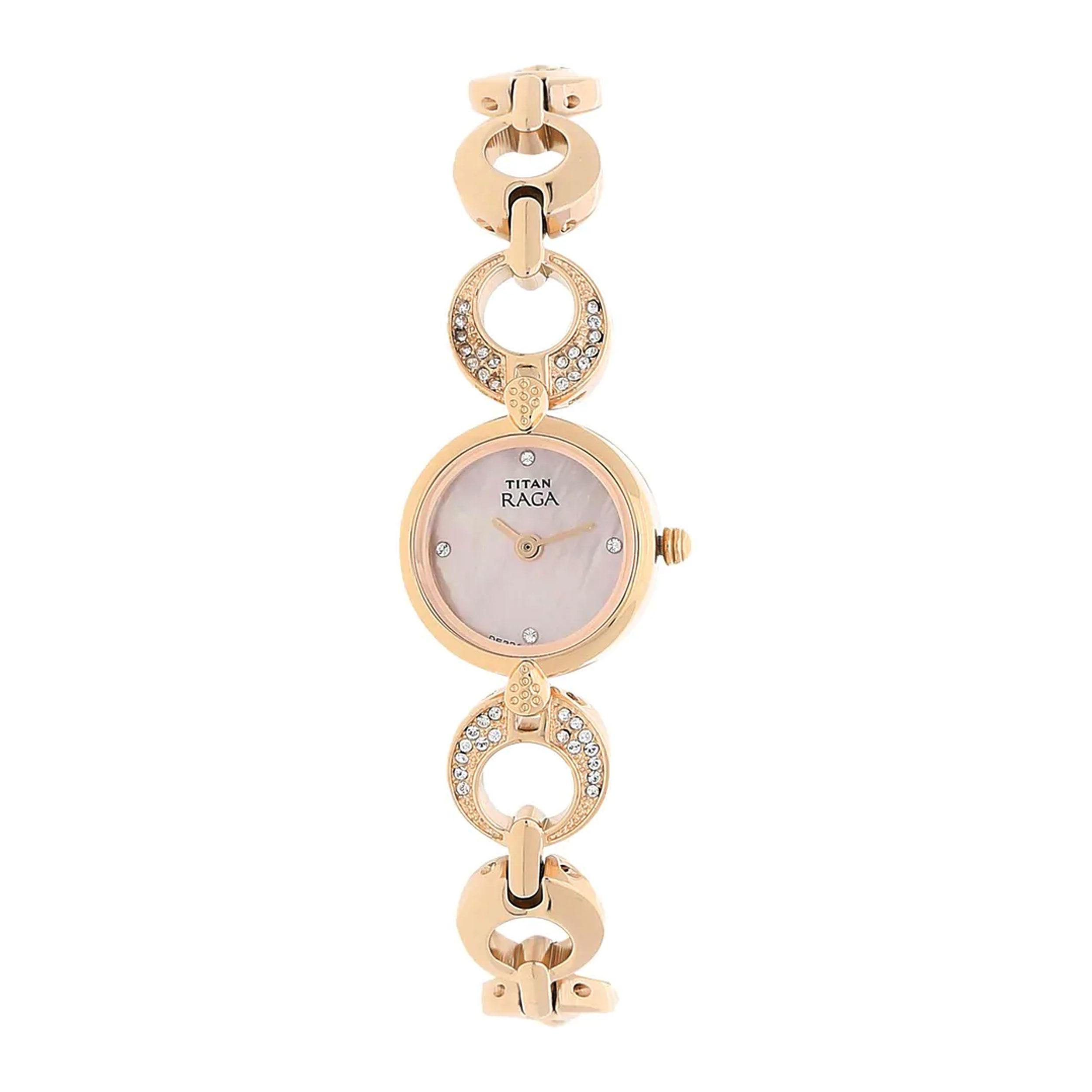 ساعت  زنانه تایتن مدل T2444WM02