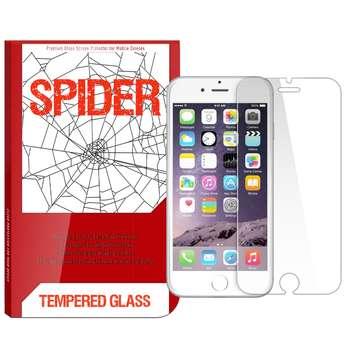 محافظ صفحه نمایش مات اسپایدر مدل MF-S001 مناسب برای گوشی موبایل اپل iPhone 7 / 8