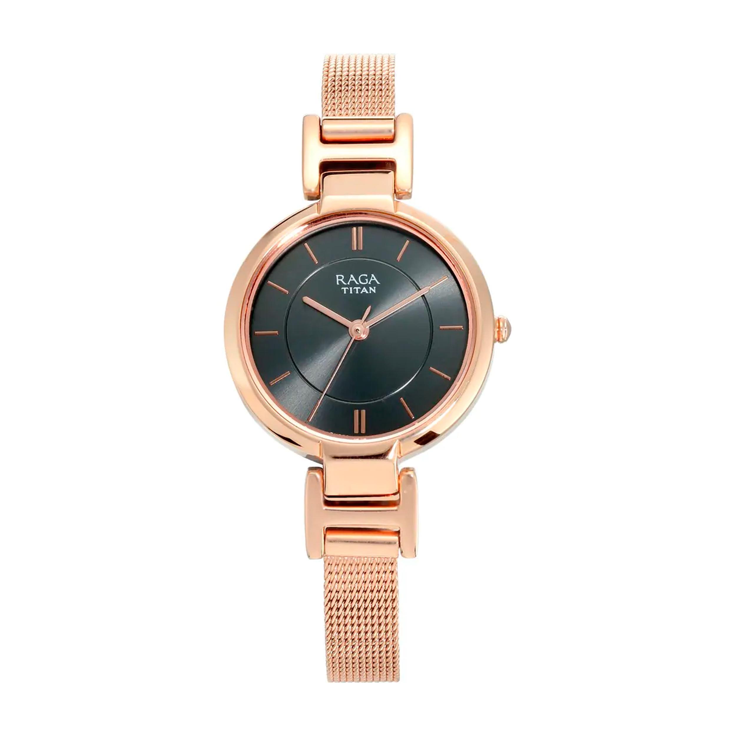 ساعت  زنانه تایتن مدل T2608WM02