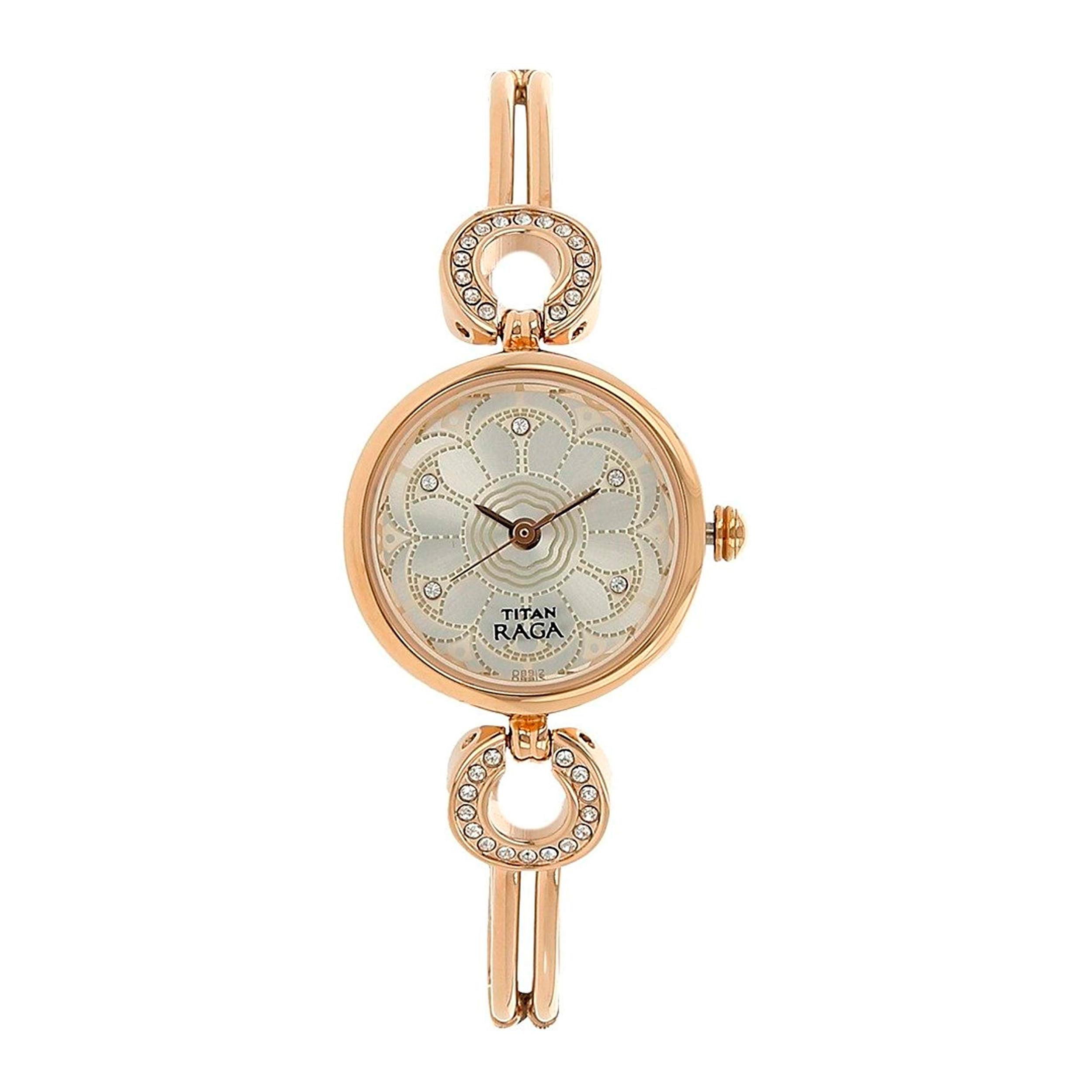 ساعت  زنانه تایتن مدل T311WM01