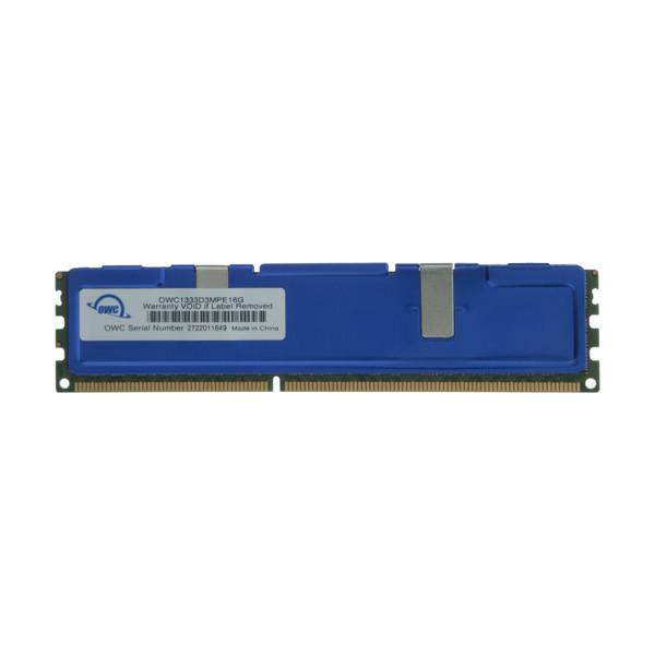رم سرور DDR3 دو کاناله 1333 مگاهرتز CL9 اُ دبلیو سی مدل PC10600 ECC  ظرفیت 16 گیگابایت