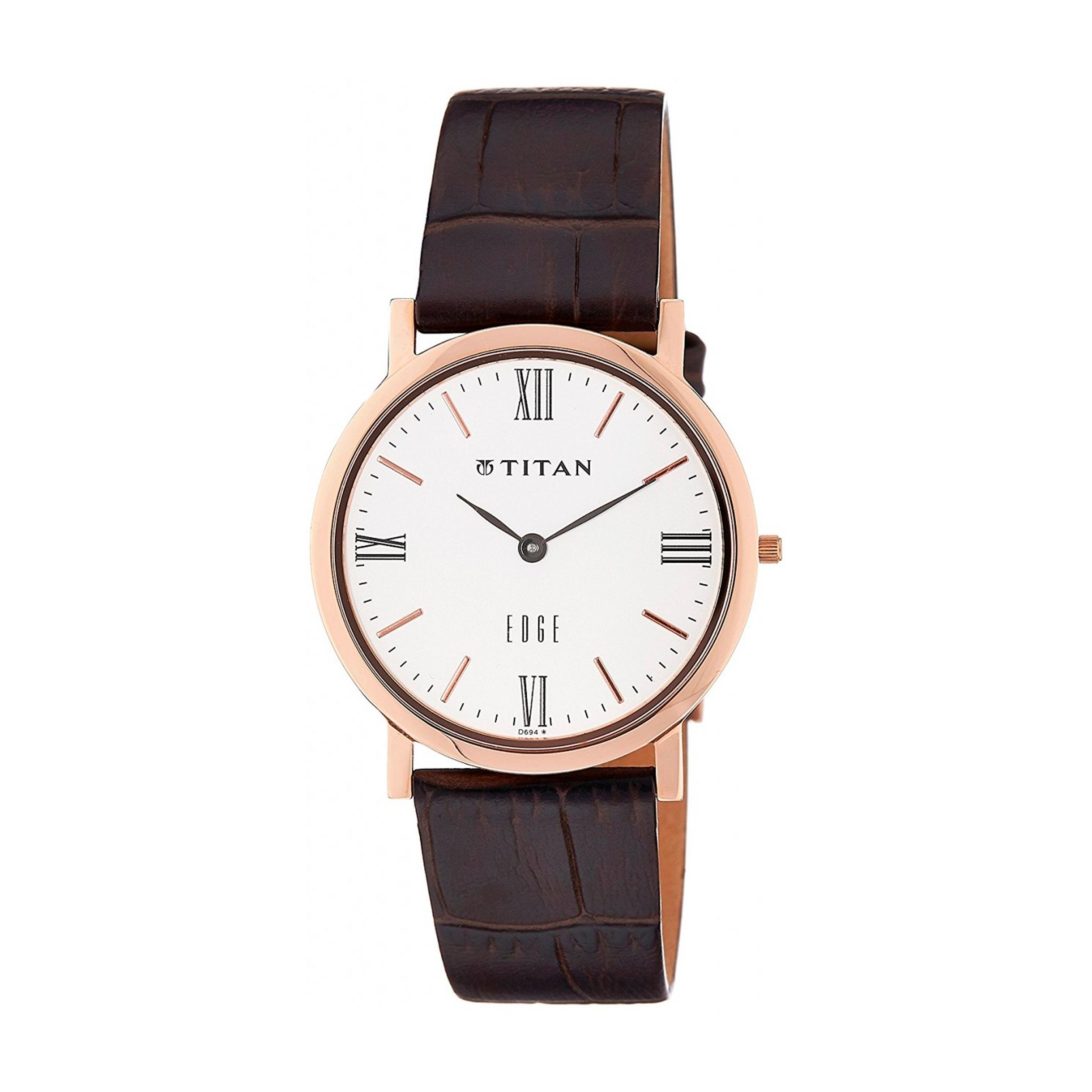 قیمت و خرید                      ساعت مچی عقربه ای مردانه تایتن مدل T679WL01