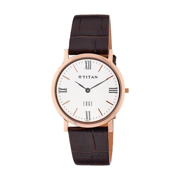 ساعت مچی عقربه ای مردانه تایتن مدل T679WL01