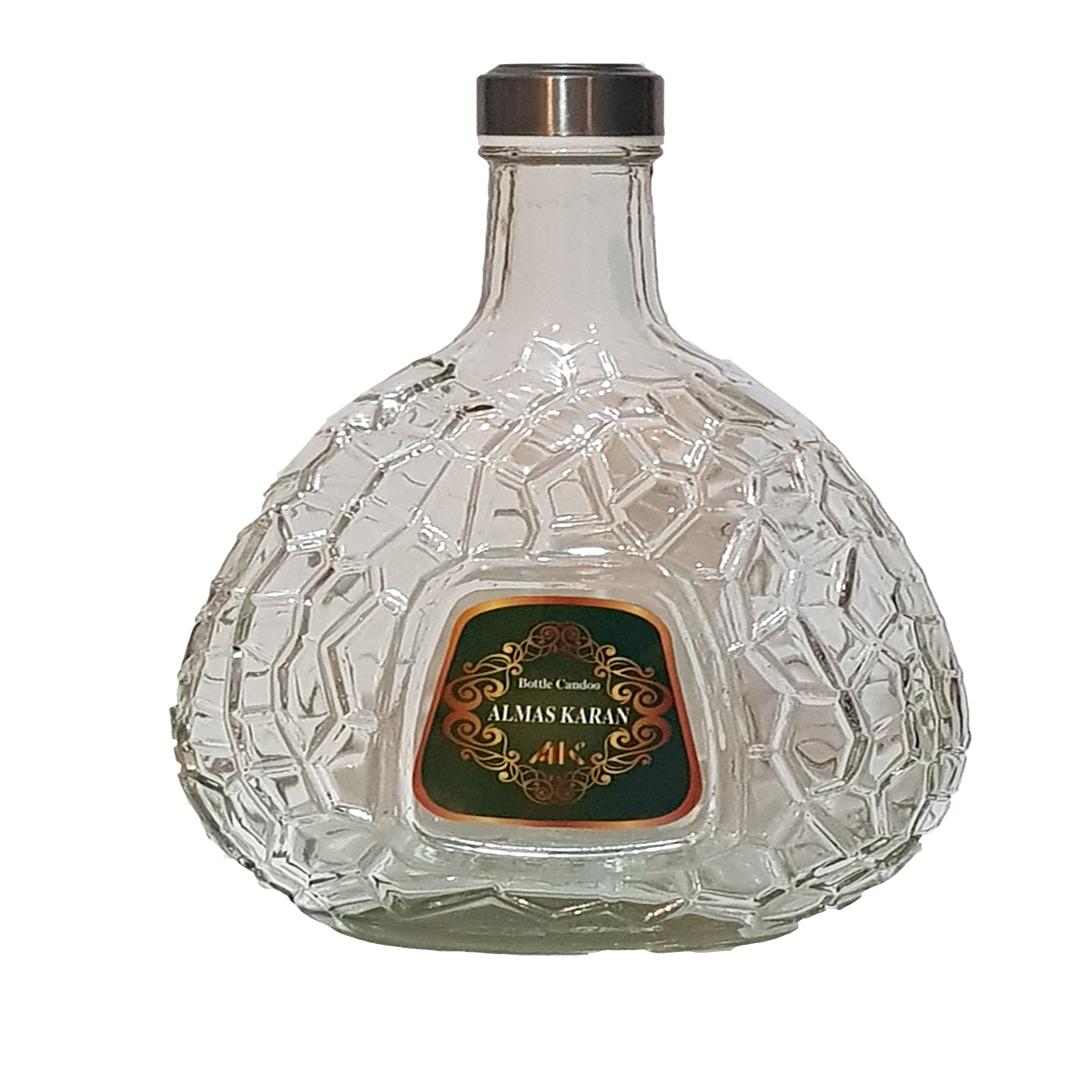 بطری آب الماس کاران مدل کندو کد 30043