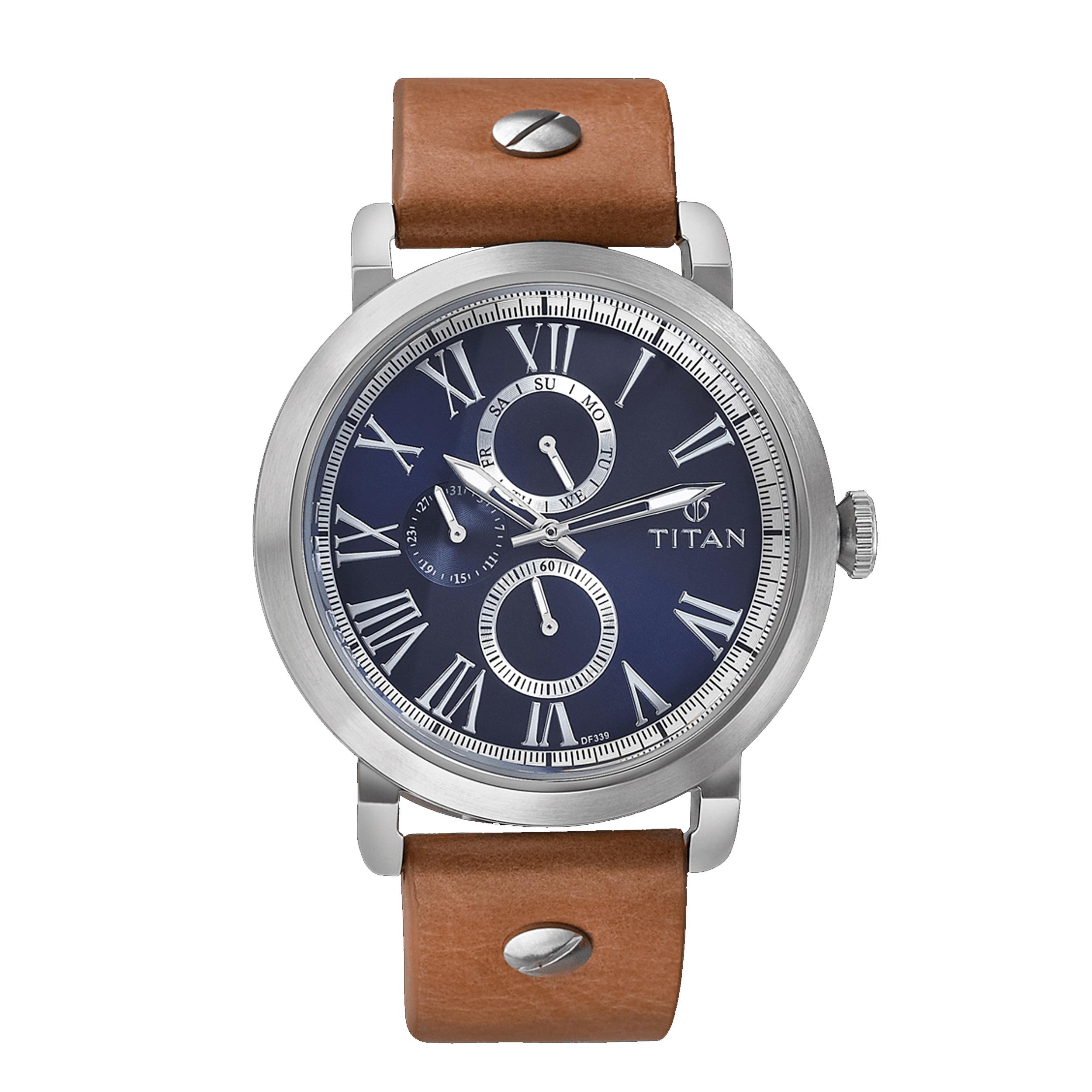 ساعت مچی  مردانه تایتن مدل T90049SL01              اصل