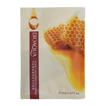 ماسک صورت بایو آکوا مدل Honey وزن 30 گرم
