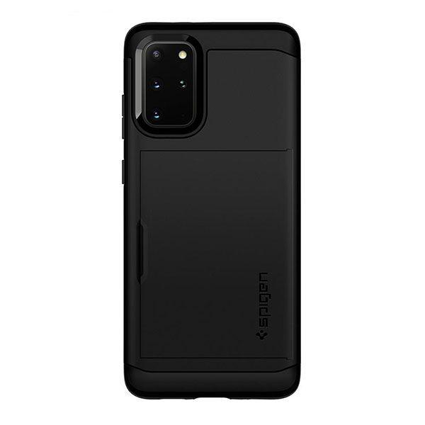 کاور اسپیگن مدل Slim Armor CS مناسب برای گوشی موبایل سامسونگ Galaxy S20 Plus