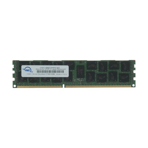 رم سرور DDR3 دو کاناله 1866 مگاهرتز CL13 اُ دبلیو سی مدل PC3-14900 ECC Registered ظرفیت 16 گیگابایت