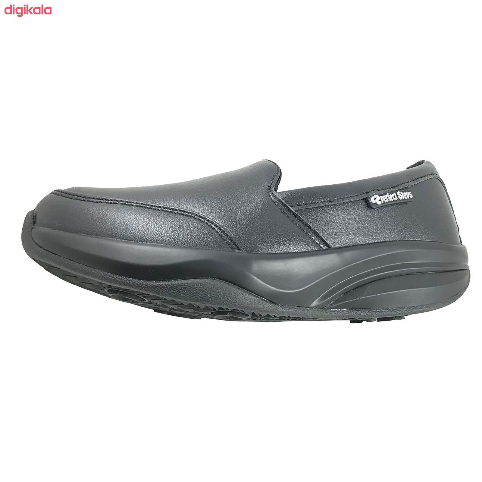 کفش مخصوص پیاده روی زنانه پرفکت استپس مدل پریمو کژوال رنگ مشکی main 1 1