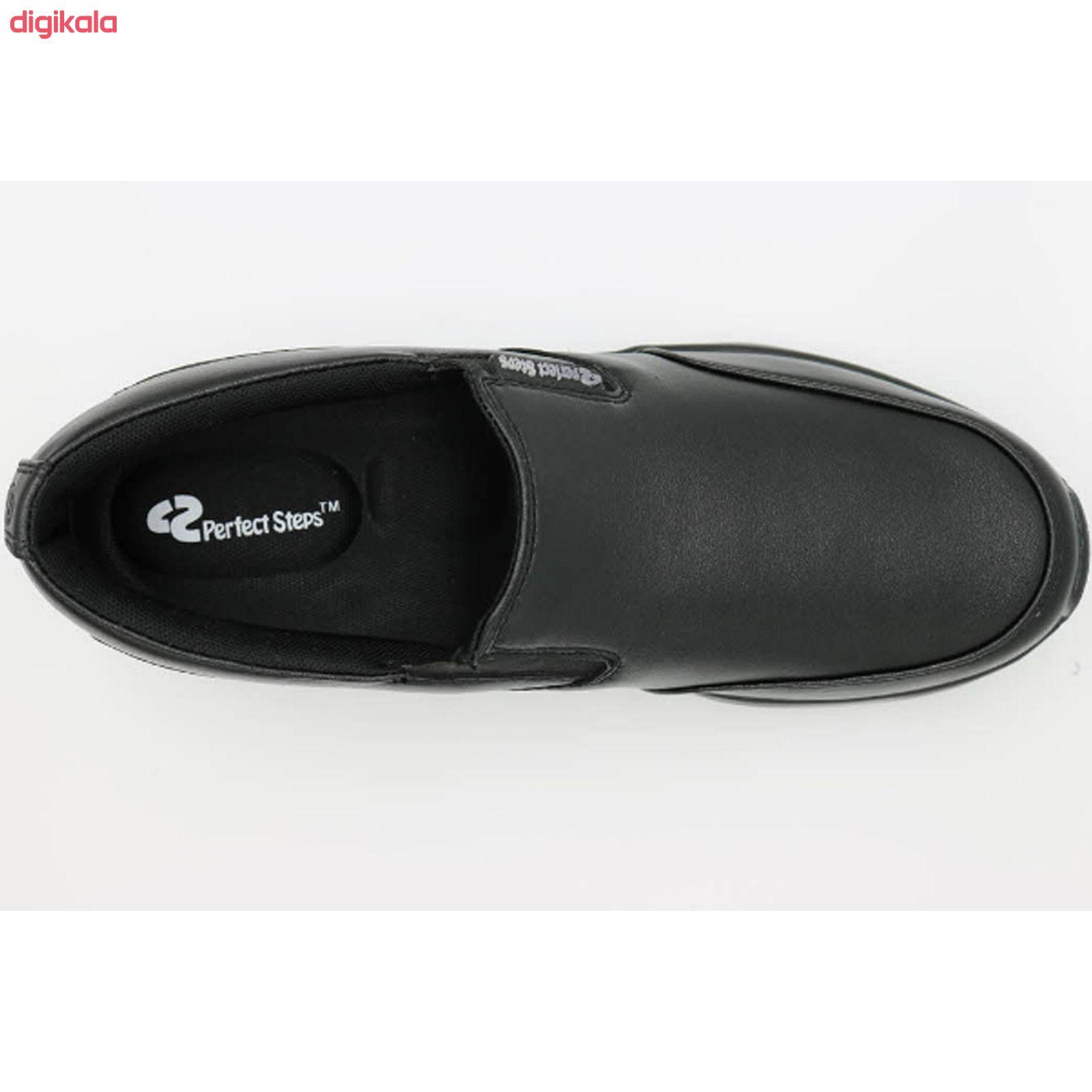 کفش مخصوص پیاده روی زنانه پرفکت استپس مدل پریمو کژوال رنگ مشکی main 1 4