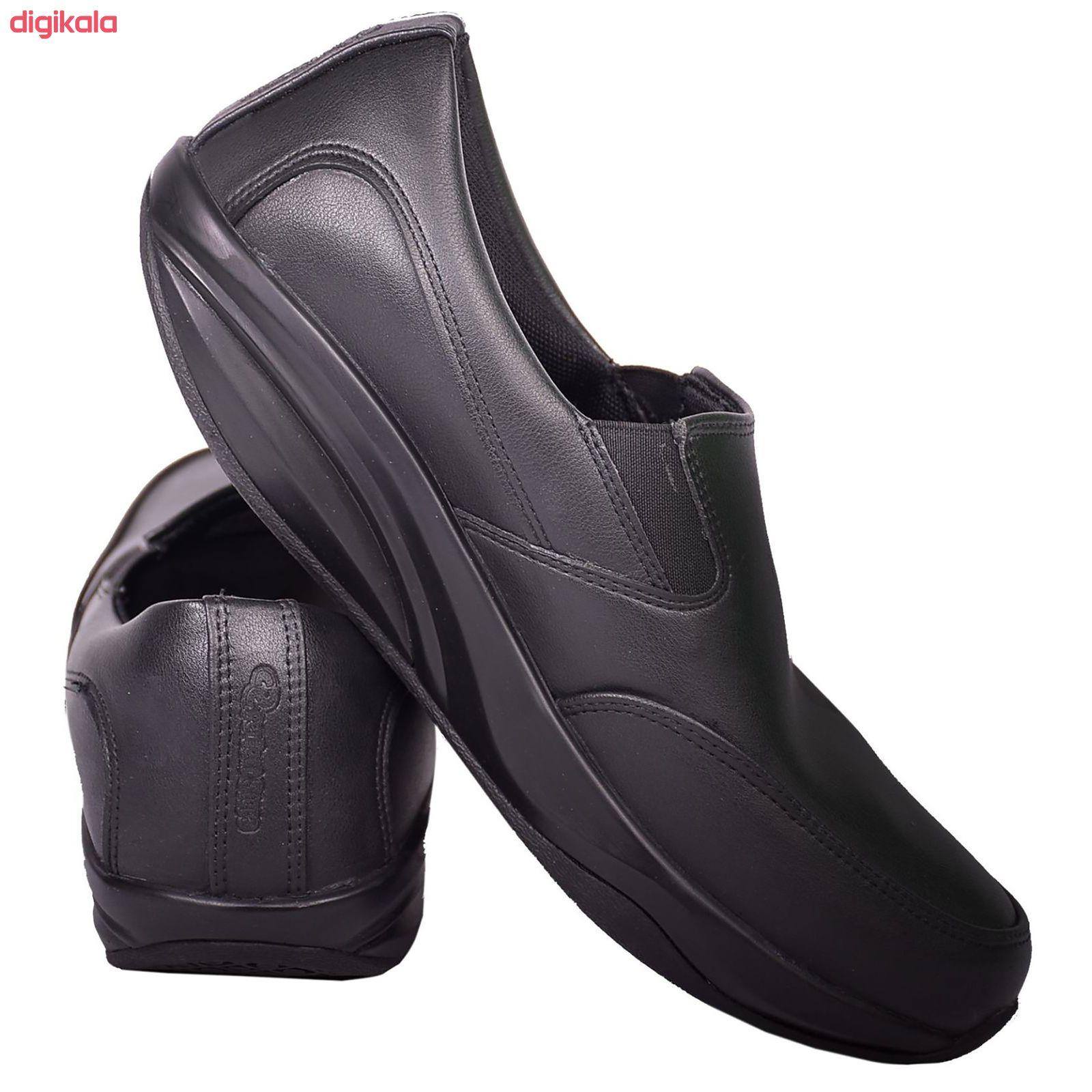 کفش مخصوص پیاده روی زنانه پرفکت استپس مدل پریمو کژوال رنگ مشکی main 1 3