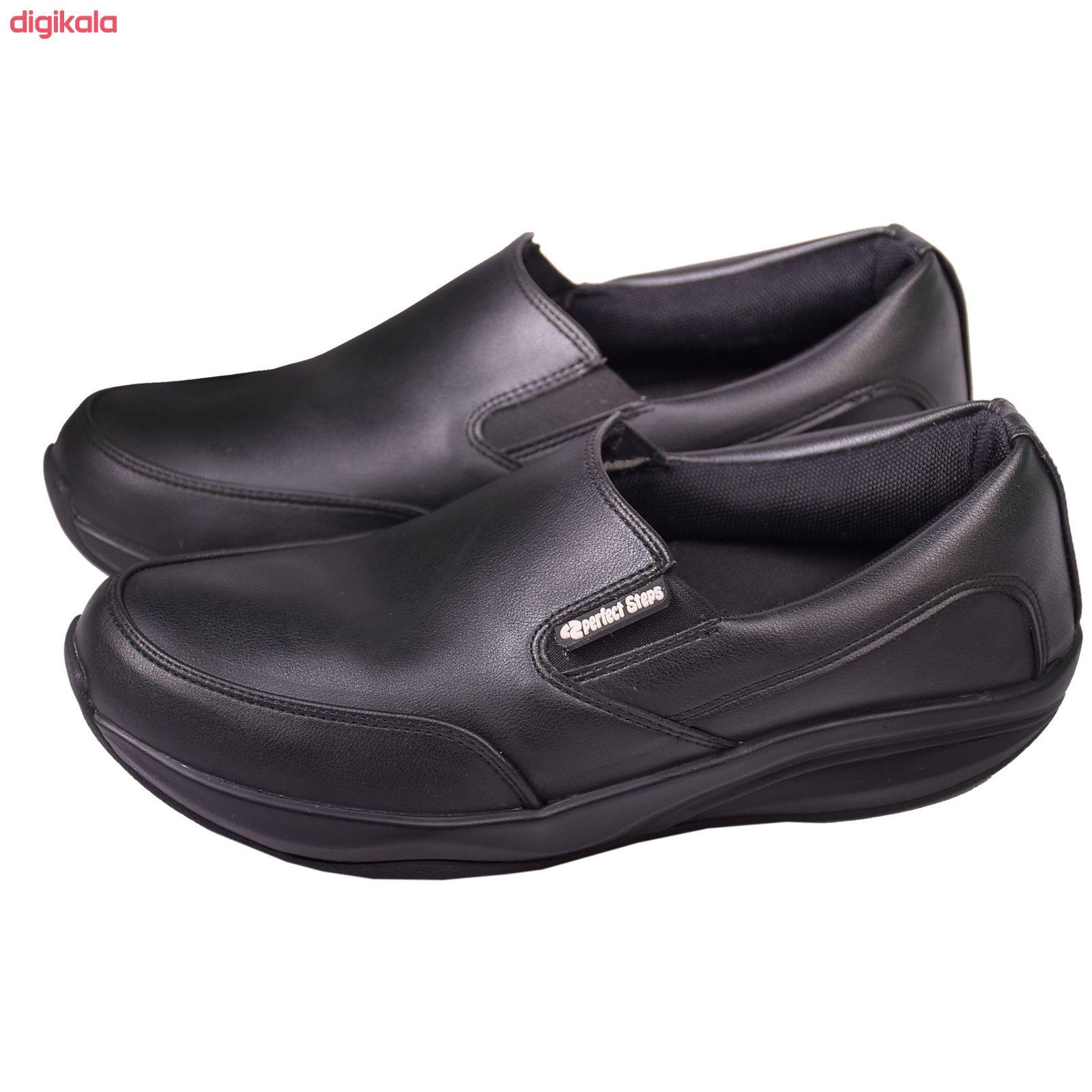 کفش مخصوص پیاده روی زنانه پرفکت استپس مدل پریمو کژوال رنگ مشکی main 1 5