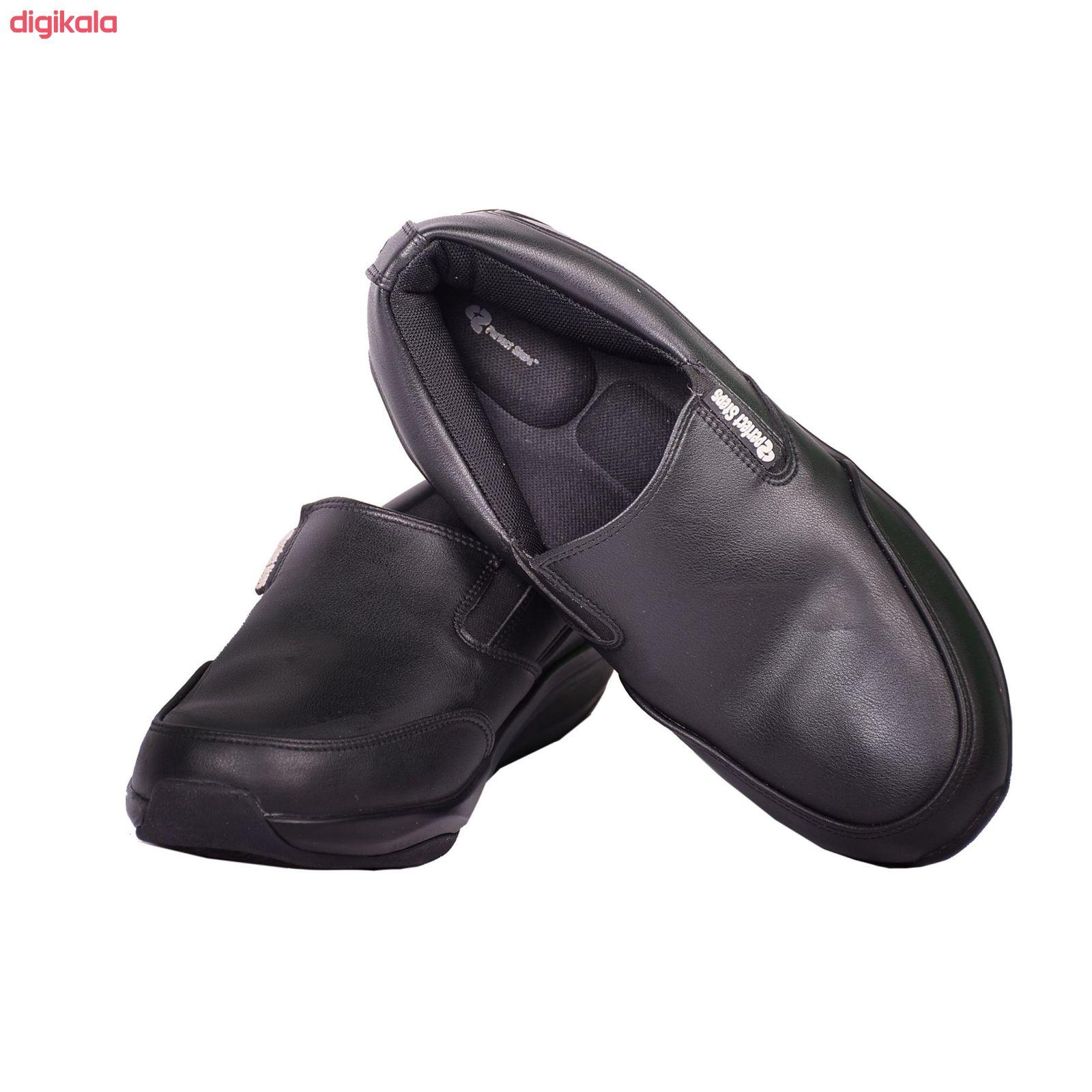 کفش مخصوص پیاده روی زنانه پرفکت استپس مدل پریمو کژوال رنگ مشکی main 1 6