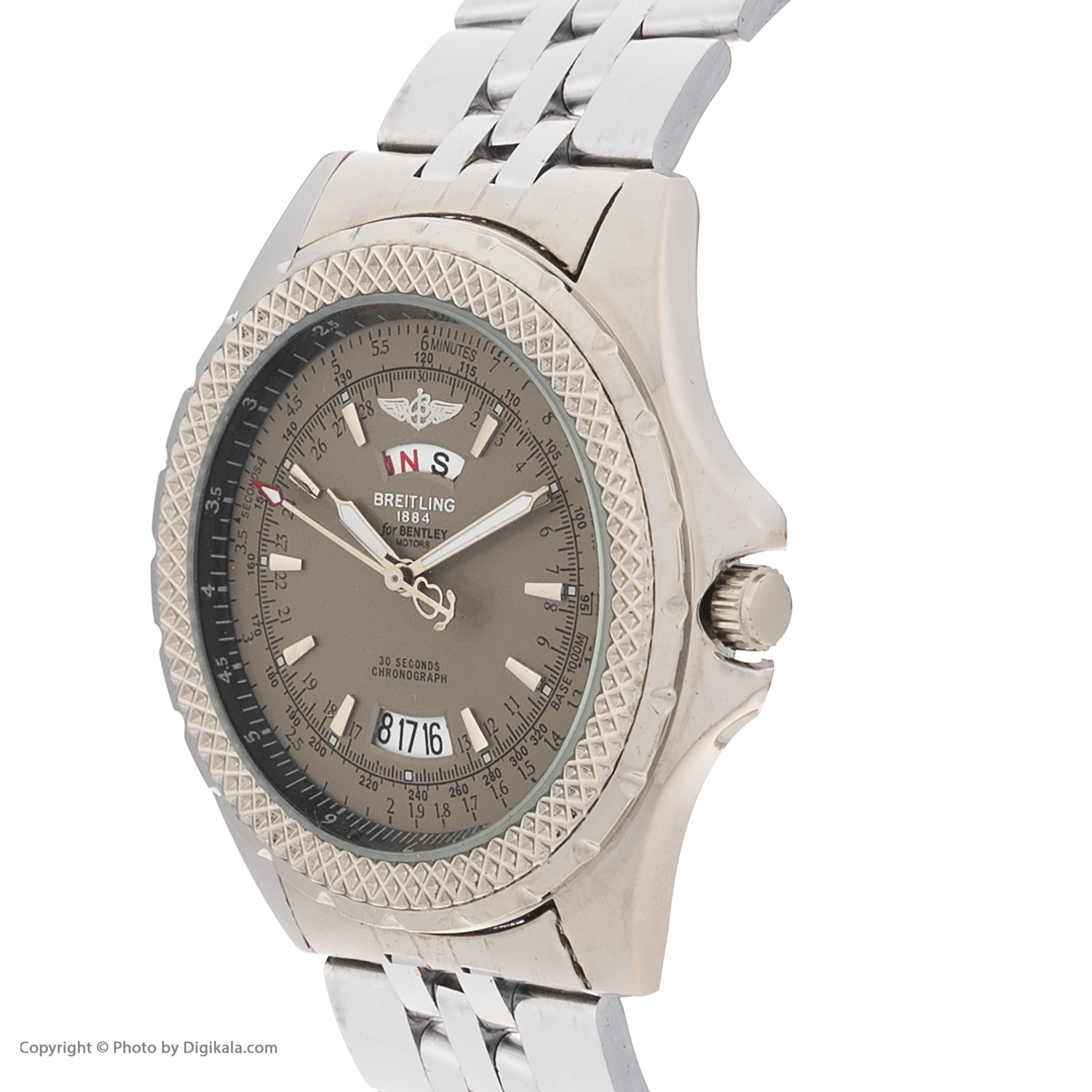 ساعت مچی عقربه ای مردانه مدل X106
