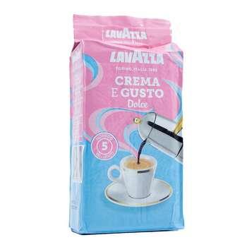 پودر قهوه لاواتزا مدل Crema E Gusto Dolce مقدار 250 گرم