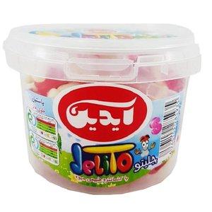 پاستیل سطلی مخلوط میوه ای آیدین - 260 گرم