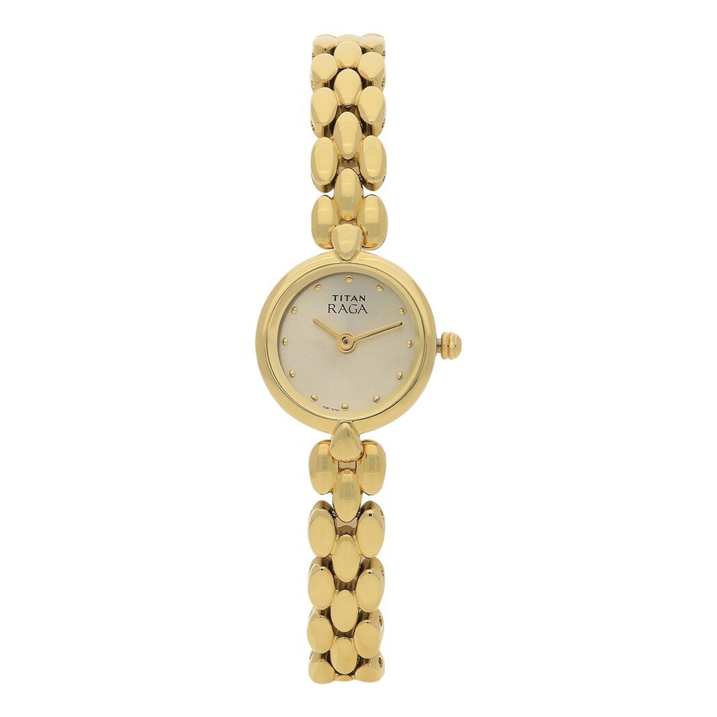 ساعت  زنانه تایتن مدل T2444YM08